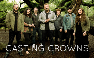 Casting Crowns at Rose Music Center